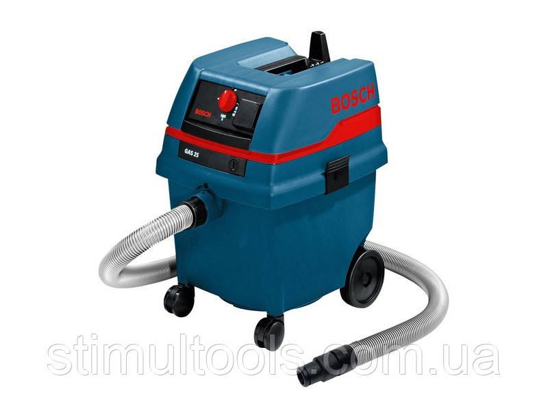 Профессиональный пылесос Bosch GAS 25 L SFC