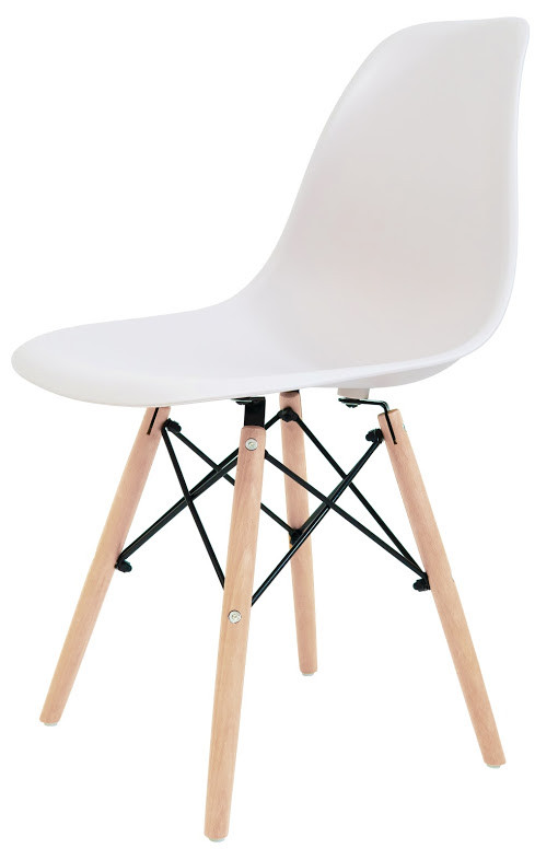 Обеденный стул Жаклин, пластик пудра (Richman ТМ)