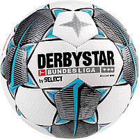 Мяч футбольный для детей SELECT DERBYSTAR BUNDESLIGA BRILLANT MINI (размер 2)