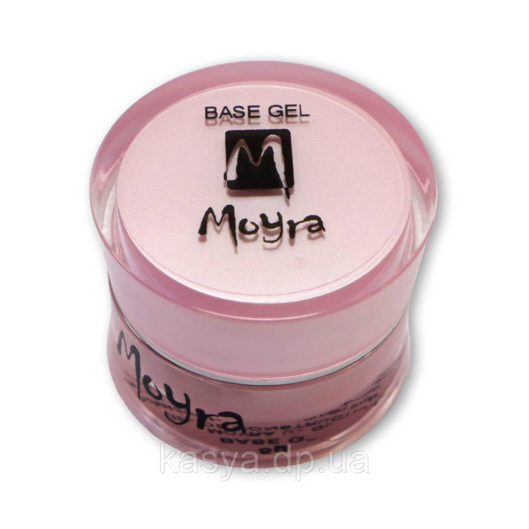 Базовый гель Base gel Moyra, 5 г