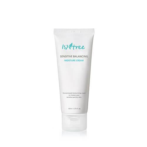 Балансирующий крем для чувствительной кожи Isntree Sensitive Balancing Moisture Cream, 80 мл