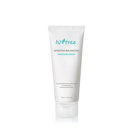 Балансирующий крем для чувствительной кожи Isntree Sensitive Balancing Moisture Cream, 80 мл, фото 2