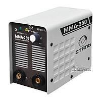 Сварочный инвертор 20-250 А, Сталь ММА-250 (69782/69781)