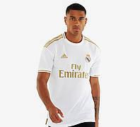 Футбольная форма Реал Мадрид  2019-2020 белая домашняя (Реплика)