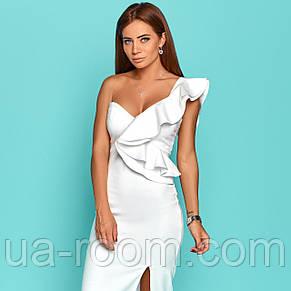 Женскоеплатье из джерси №553, фото 2