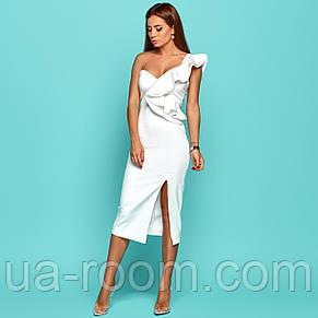Женскоеплатье из джерси №553, фото 3