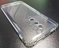 Прозрачный тонкий силиконовый чехол Xiaomi Mi9t / K20