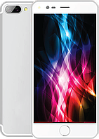 """Сенсорный мобильный телефон (смартфон) M-Horse i7 Plus (5.5"""") Silver"""