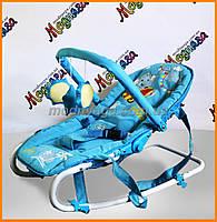 Детское кресло шезлог | кресло-качалка для детей