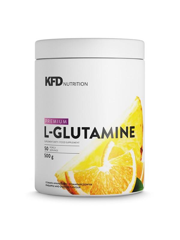 KFD Premium Glutamine, Глутамин (500 гр.)