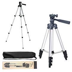 Штатив, трипод для фотоаппарата (камеры), фотоштатив, тринога для телефона