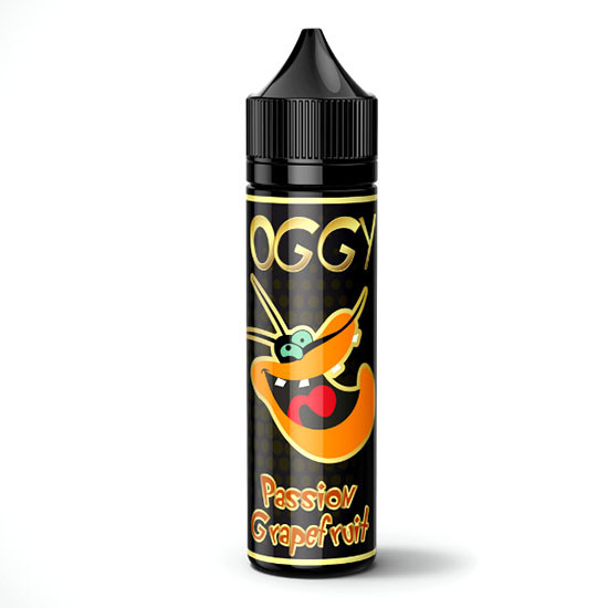 Жидкость для электронных сигарет OGGY Milky Splash, 6 мг/мл