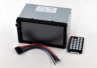 """Автомагнитола с сенсорным дисплеем экран 7"""" с пультом 2 DIN в машину магнитола большая 7319"""