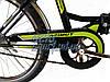 Складной велосипед Azimut 20*2009-1 с фарой, фото 8