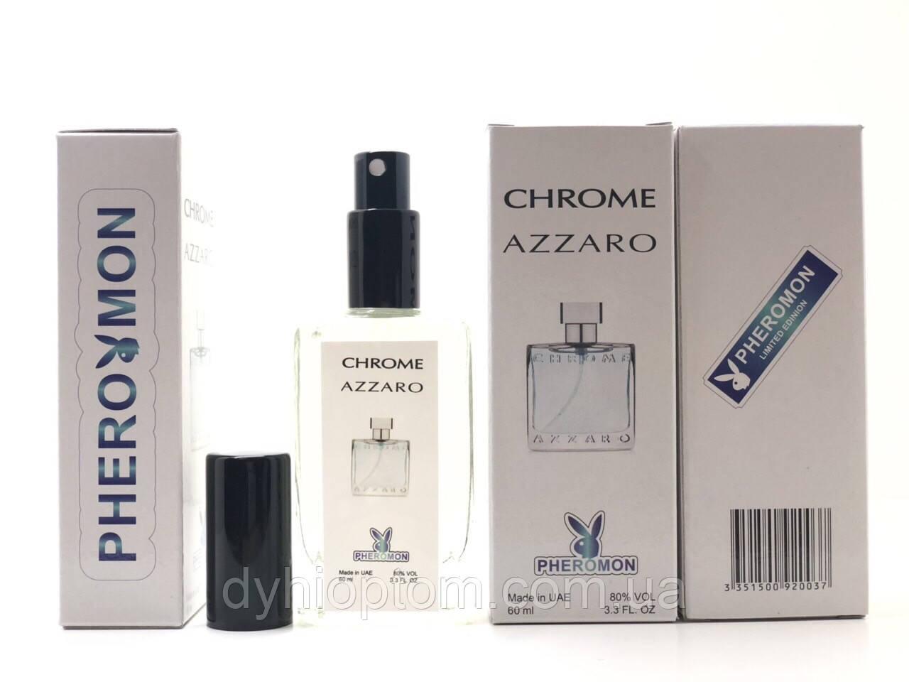 Мужской парфюм Azzaro Chrome, 60 ml