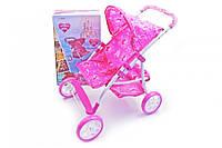 Прогулочная коляска для кукол ММ-1006, 2 вида, візок для ляльок