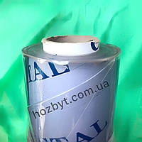 Пленка силиконовая ПВХ, 600мкм, рулон - 1,4х18,6м. CRYSTAL