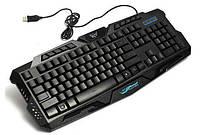 Клавиатура игровая LED Keyboard M200, фото 1