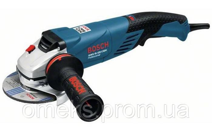 Угловая шлифмашина Bosch GWS 15-125 CIEH ALC