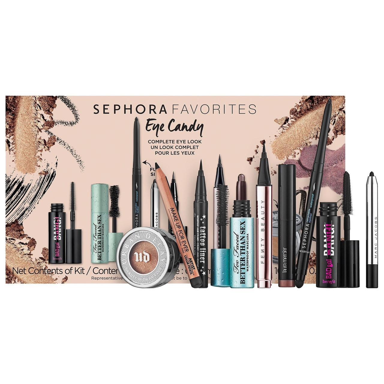 Набор Sephora Favorites Eye Candy Set