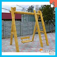 Деревянная качель TokarMebel «Лестница»