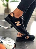 Кроссовки женские New Balance 574 . ТОП КАЧЕСТВО!!!  Реплика класса люкс (ААА+), фото 1