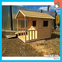Деревянный детский домик TokarMebel «Шервуд»