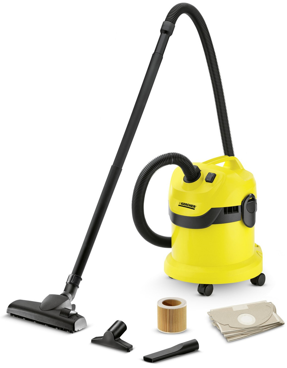 Пылесос Karcher WD 2 Home [Румыния]
