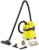 Пылесос Karcher WD 2 Home [Румыния], фото 1
