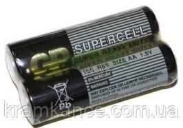 Батарейка GP  15PLEB-2S2 R6 AA Supercell (2 шт.)