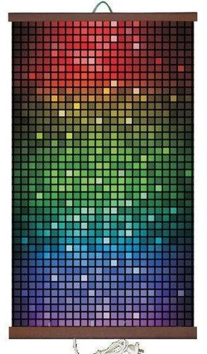 Обогреватель-картина инфракрасный настенный ТРИО 400W 100 х 57 см, мозаика