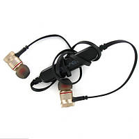 Наушники AWEI B922BL Sport Bluetooth Золотистые 38-SAN478, КОД: 986609