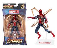 Фигурка Человек-паук, к-ф Мстители Война Бесконечности,17см - Spider-Man,Avengers Infinity War,Marvel - 143528