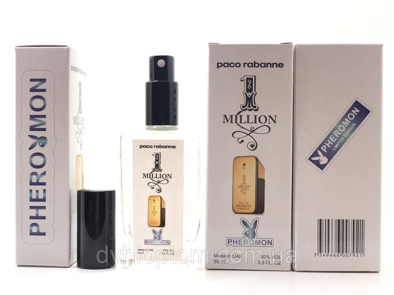 Мужской парфюм Paco Rabanne 1 Million 60 ml