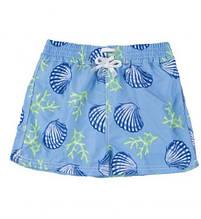 Детские плавательные шорты для мальчика Archimede Бельгия A415571 Голубой 140