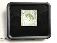 Светодиодный линзованый прожектор LEON 50W 6400K IP65 Код.59051