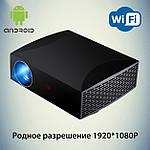 Проектор мультимедийный Full HD Wi-Fi Android стерео звук Vivibright Wi-light F30 домашний кинотеатр, фото 2