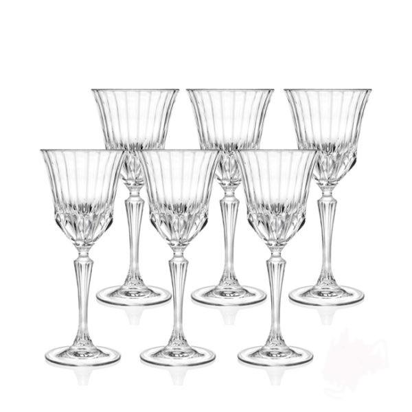 Набор бокалов для вина RCR Adagio 220 мл 6 шт 242990