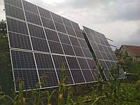 Мережева сонячна електростанція 30 кВт під зелений тариф, с. Борівці (Чернівецька обл)