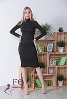 Теплое платье - гольф 0111/05, фото 1