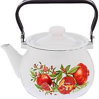 Чайник эмалированный 2 литра, фото 1