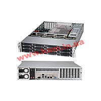 Корпус Supermicro (CSE-826BE16-R920LPB)