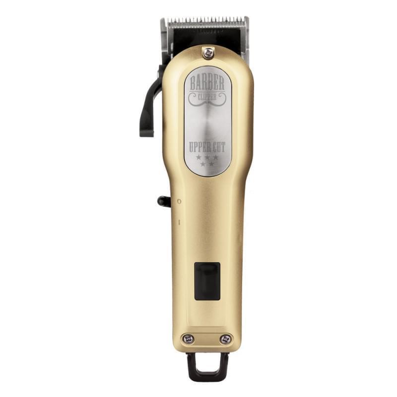 Профессиональная машинка для стрижки TICO PROFESSIONAL Barber UPPER CUT 5 GOLD беспроводная (100402GO)