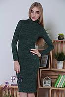 Теплое платье - гольф 0111/03, фото 1