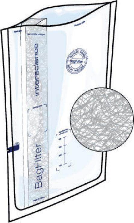 BagFilter® 400P пакет с боковым фильтром для пипеток