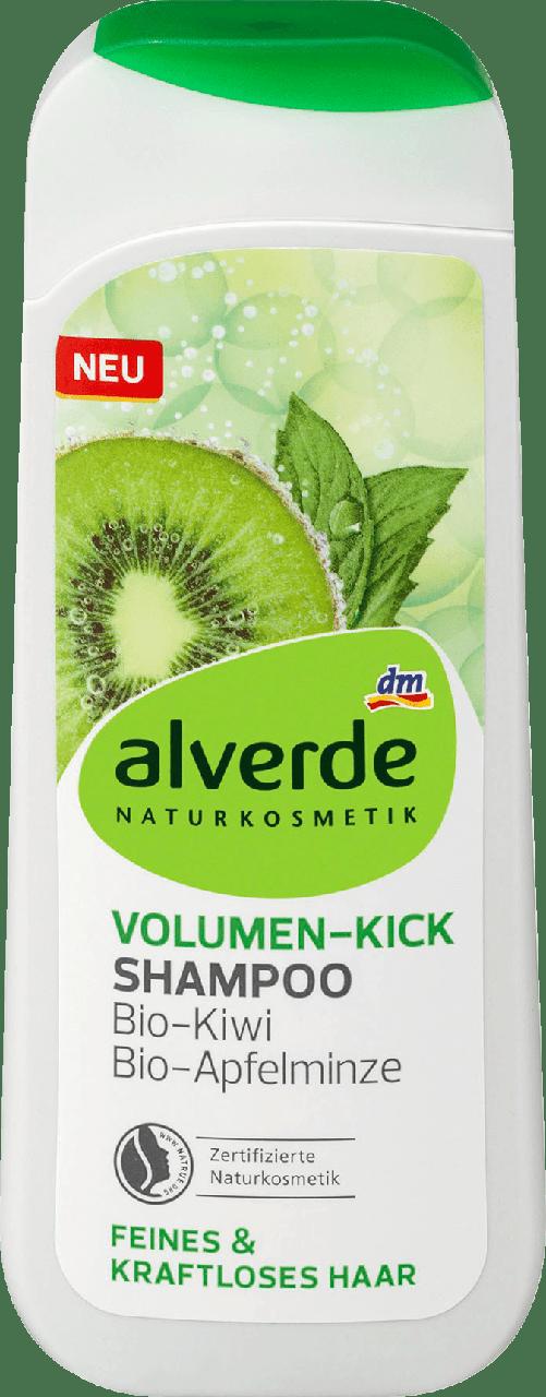 Шампунь alverde NATURKOSMETIK Volumen Kick, 200 ml, фото 1