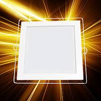 Светодиодная панель 200x200G 20W IP20, фото 1