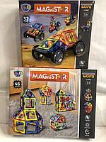 Детский Магнитный Конструктор Magnetic Sheet, 32 Детали Ps