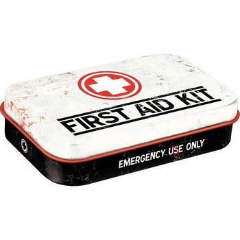 Мятная коробочка Nostalgic-Art First Aid Kit XL (82103)