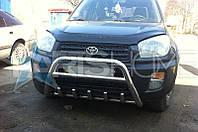 Кенгурятник Кенгур Передняя защита Toyota RAV-4 2000-2005